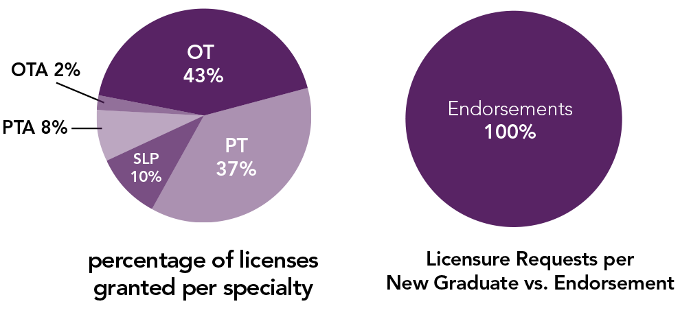 Licenses Per Quarter